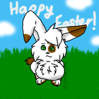 Happy Easter by Hollyleaf18