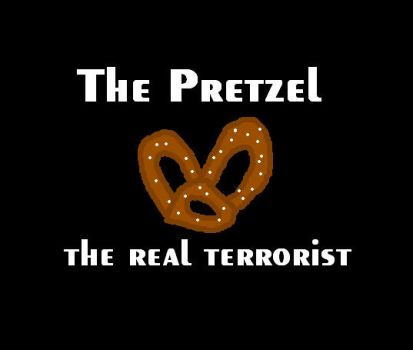 The real terrorist by h8-4x