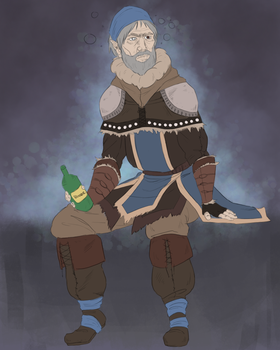 DnD squad - Barnobus by Picken-Dise