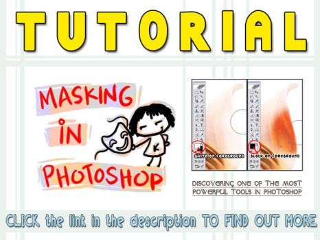 Masking In Photoshop by popnicute