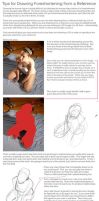 Foreshortening from Reference by SenshiStock