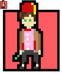Matt Smith Sprite by PricelessProtoplasm
