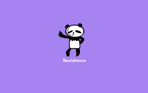Resistance wallpapers by txepa