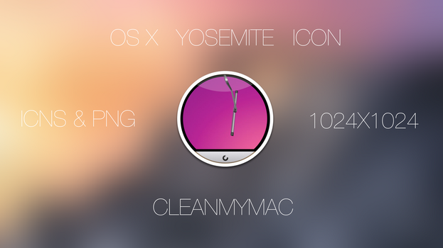 Cleanmymac Icon by scafer31000