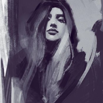 Speed Painting by gabbyd70