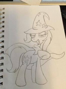 The Great and Powerful Trixie  by LezIncompetant