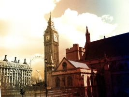 London town by susanneloland