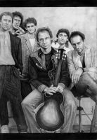Dire Straits Brothers in Mark by Yankeestyle94