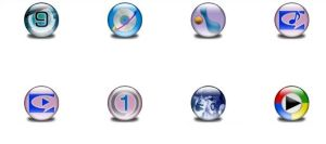 Multimedia Apps Globe zoomers by jamest