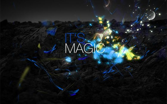 Its Magic - Wallpaper Pack by d4m