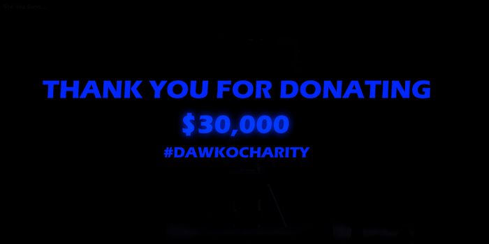 Thank you for donating to Dawko's Stream! by LyricEntertainment