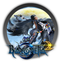 Bayonetta 2 - Icon by Blagoicons