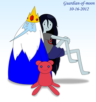 Remember Me - Adventure Time by guardian-of-moon