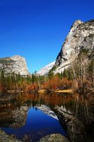 Mirror Lake by TheRaider