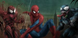 Maximum Carnage by Devin-Francisco