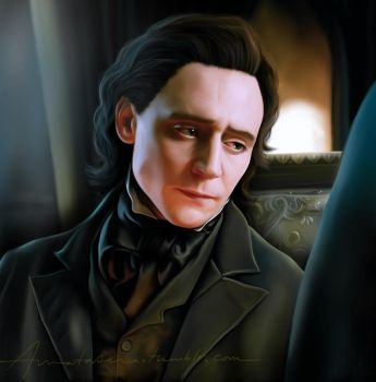 Thomas Sharpe by Lokiamata