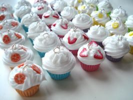 More Cuppycakes WIP by geurge