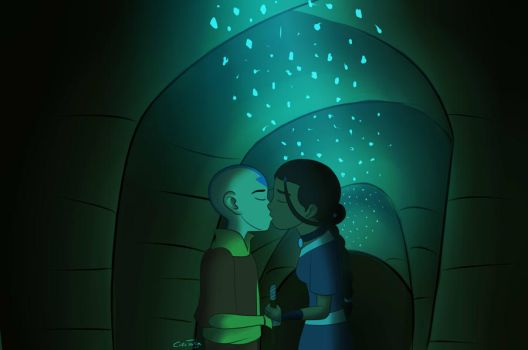 Cave Of Two Lovers by CutieTasja