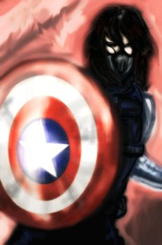 Winter Soldier by IroM92F