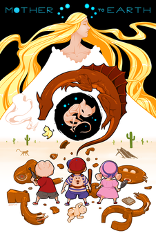 EarthBound Beginnings - Mother to Earth by Kaigetsudo