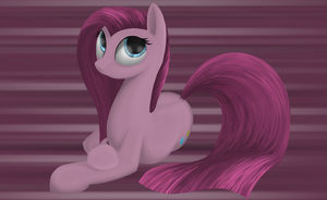 Pinkamena Diane Pie by CiscoQL