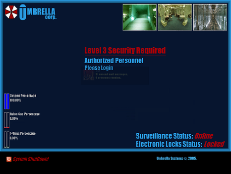 Umbrella Hive Login v1.1 by UnDead-REality