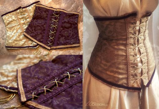 Corselets by ti-DESIGN