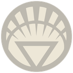 White Lantern Logo by derp99999