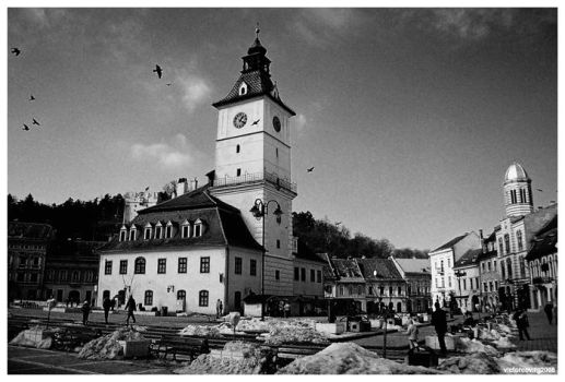 Brasov City by VictorAZZuRo