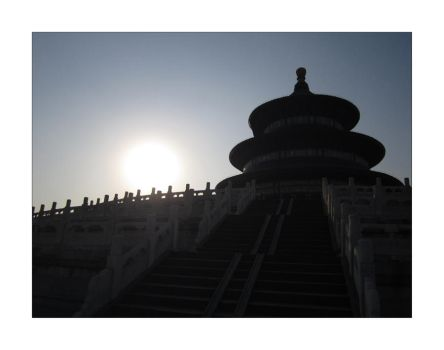 Temple of heaven by herri-an-naoned