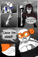 TMNT UNLEASHED-Wolf Hunt CH1 PAG20 by sandriux2000