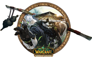 World of Warcraft Mists of Pandaria Render/Icon 2 by OutlawNinja