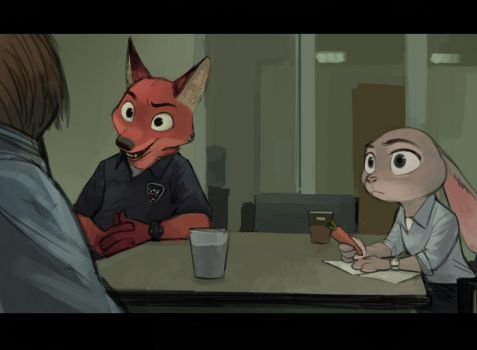 Zootopia by milk-vetch