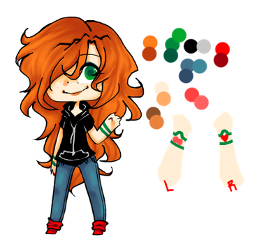 oh god I made an oc by Mimi-Hates-Cheese