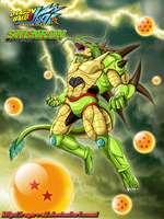 Shenron the Manifest Dragon by ruga-rell