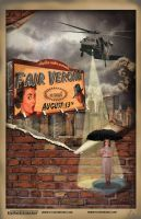 Fair Verona concert poster 2 by TimWitherow