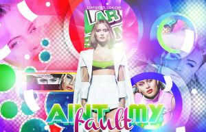 +Aint My Fault | Zara Larsson by ISatQuietly