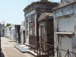 New Orleans: Cemetery No.1 by Gothicpyre