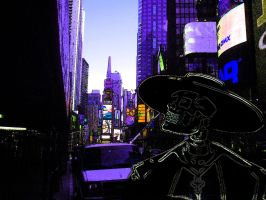 THE DEATH in NY by ThEiUfO