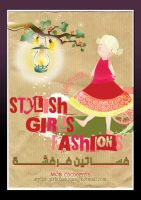 Stylish Girl Fashions Flyer by sweeta18