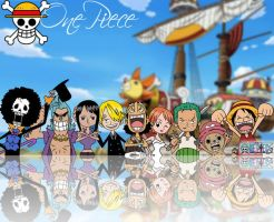 One Piece Chibi by NeshTheDeviant