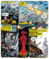 Apocalypse War page 244 colored by tommullin