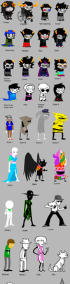 Homestuck According to my sister by sonw15