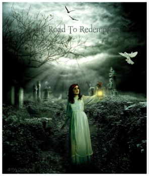 The Road To Redemption by PJA-Digital-Art