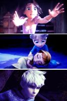 Frozen Family #2 - Elsa, don't! by YumKiwiDelicious