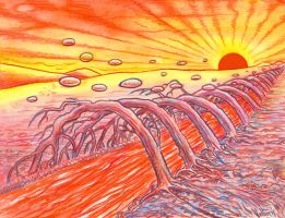 River of the Sun by offermoord