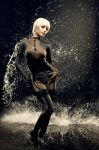 Laughing beauty - MGS 4 by Narga-Lifestream