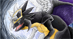 Iscribble: Light and Darkness by Pajara-san