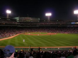 fenway park by staceychi123