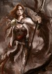 Boudica, the bringer of victory by nathaliagomes